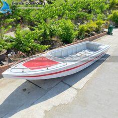 Vỏ cano composite du lịch, câu cá 4m5