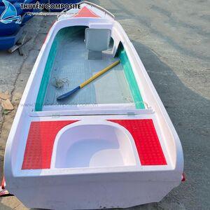 Thuyền câu cá composite