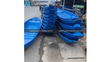Tại sao thuyền, xuồng, ghe, cano bằng composite lại được ưa chuộng nhiều.