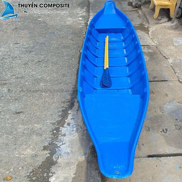 Thuyền câu cá composite giá rẻ